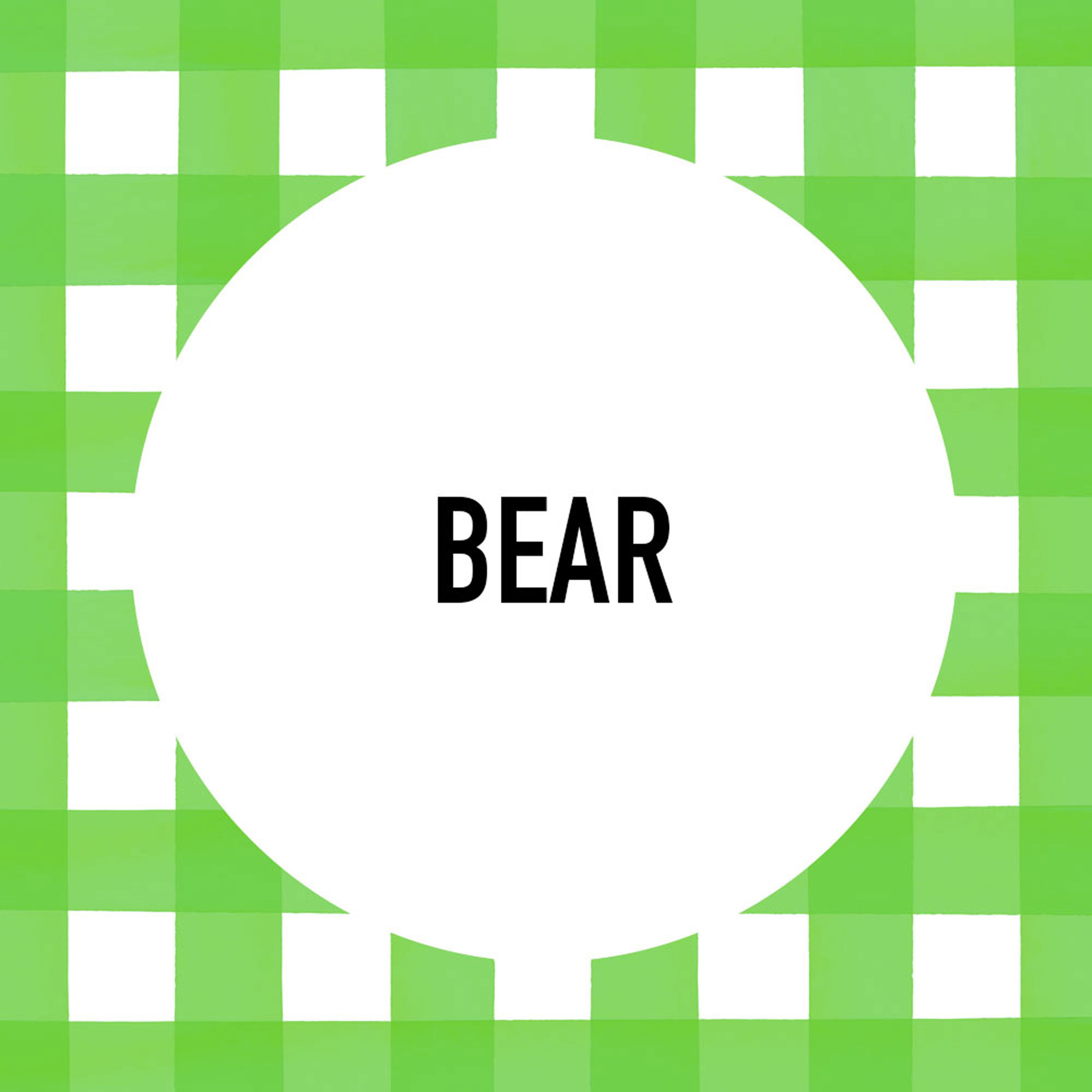 Southern Pet Name: Bear