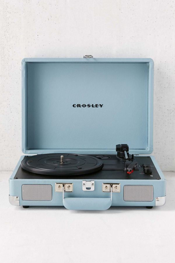 Crosley Tourmaline Cruiser Bluetooth Record Player