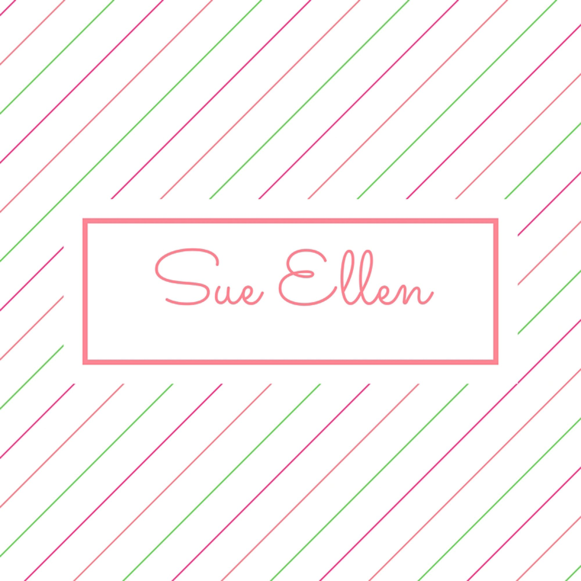 Double Name: Sue Ellen
