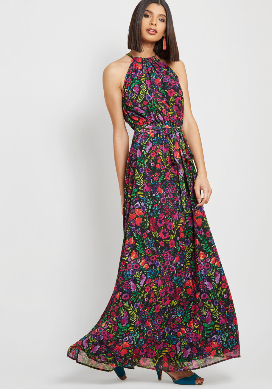 Illuminated Elegance Maxi