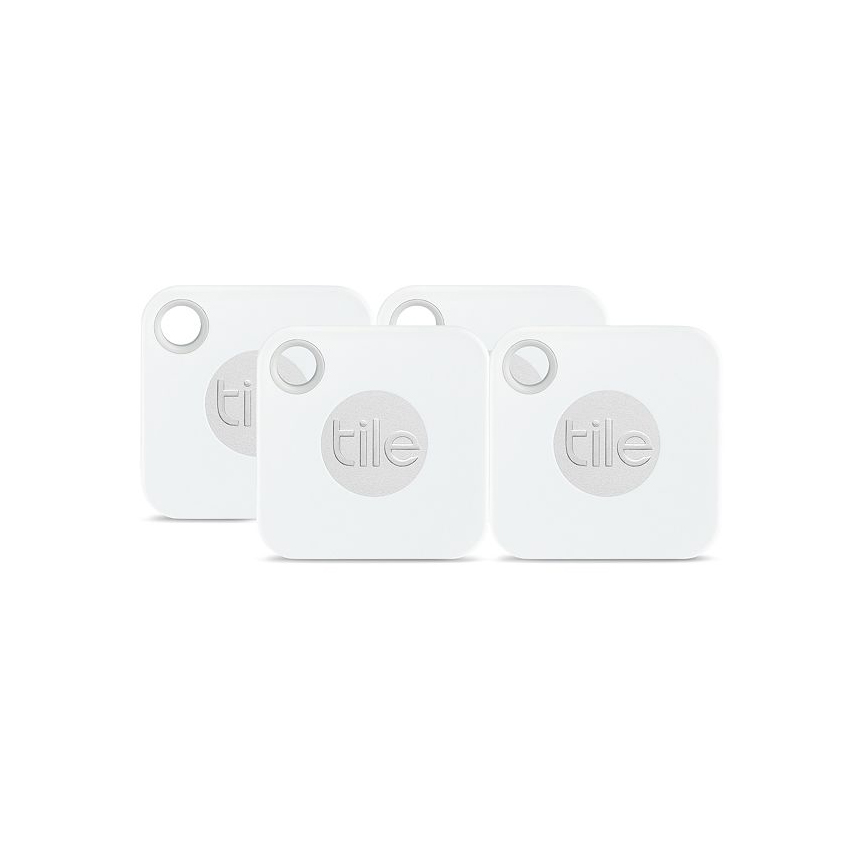Tile Mate Tracker, 4-Pack