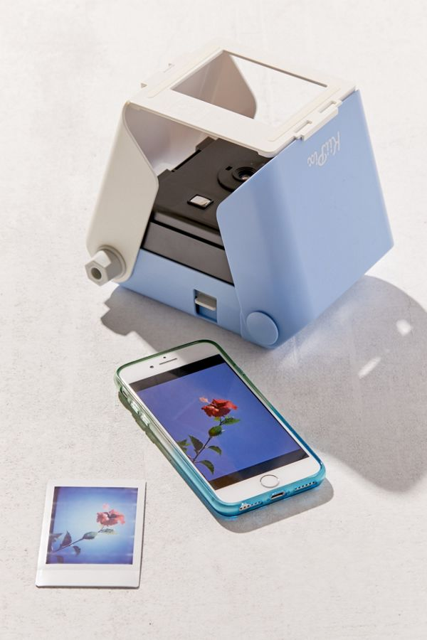 TOMY KiiPix Smartphone Photo Printer