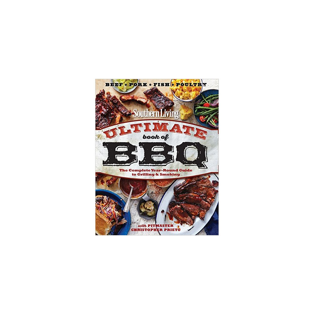 Ultimate Book of BBQ