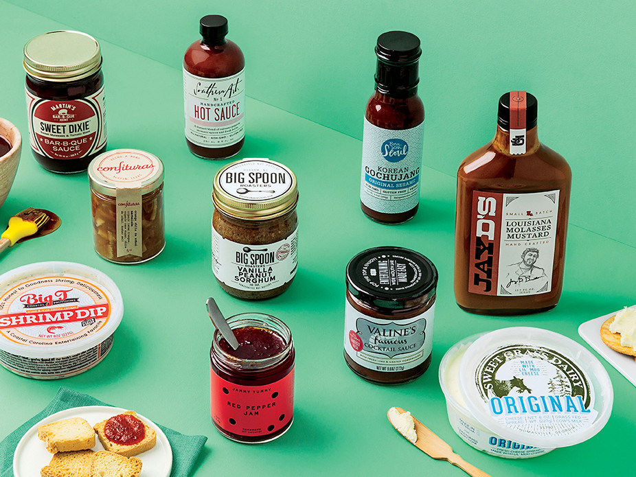 Best Spreads, Dips, and Condiments