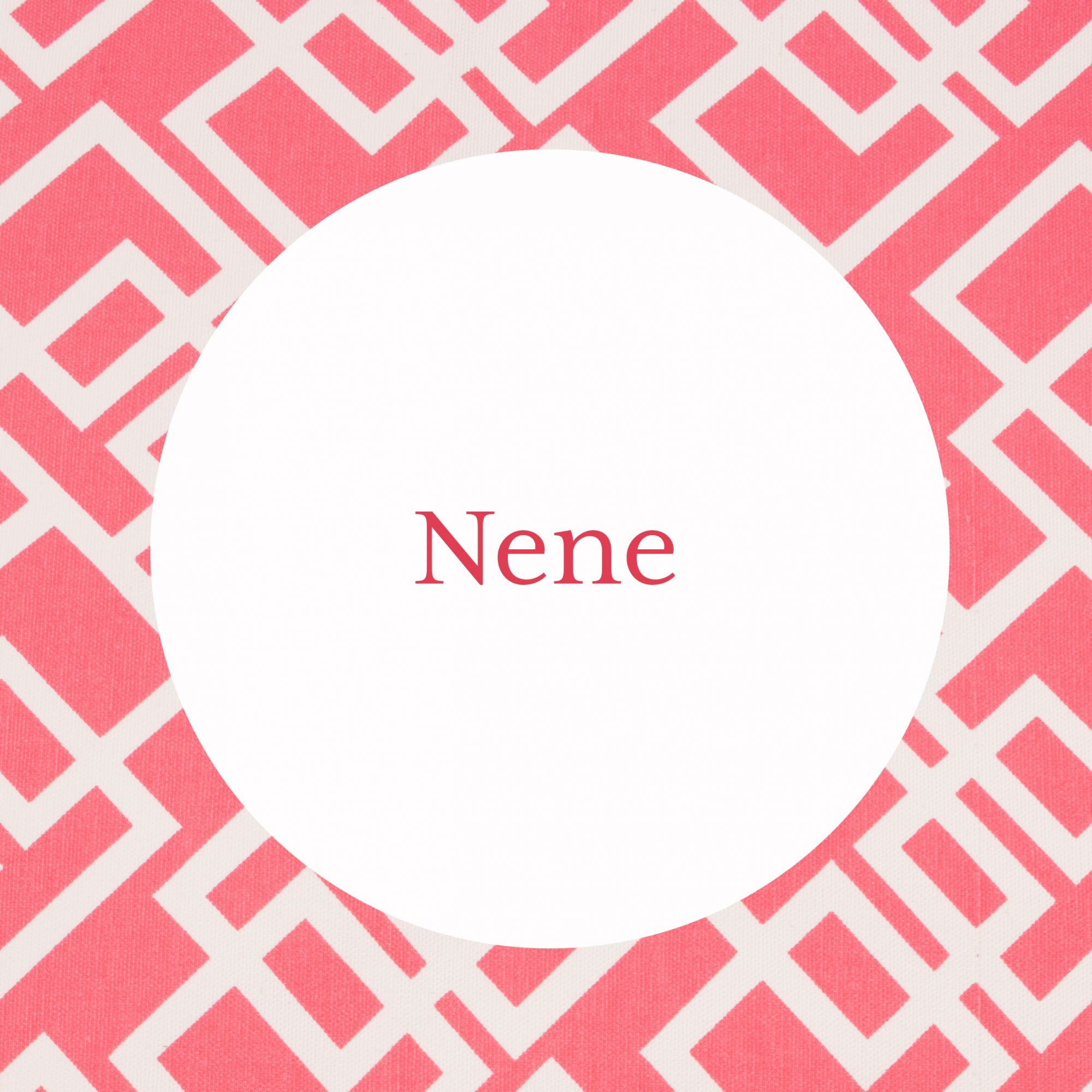 Nene Grandmother Name