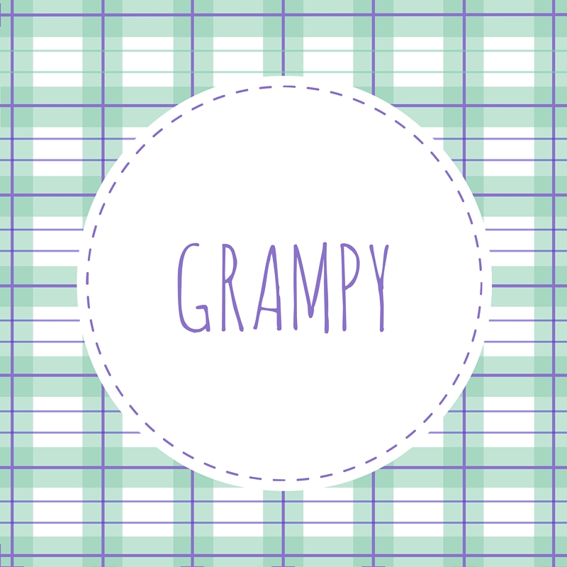 Grandather Name: Grampy