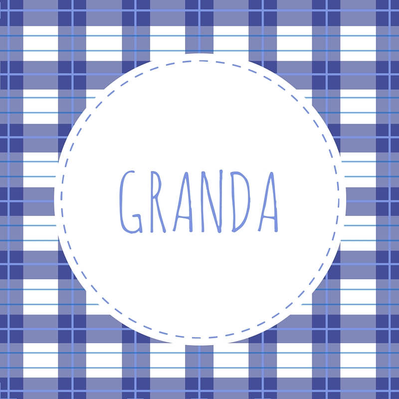 Grandfather Name: Granda