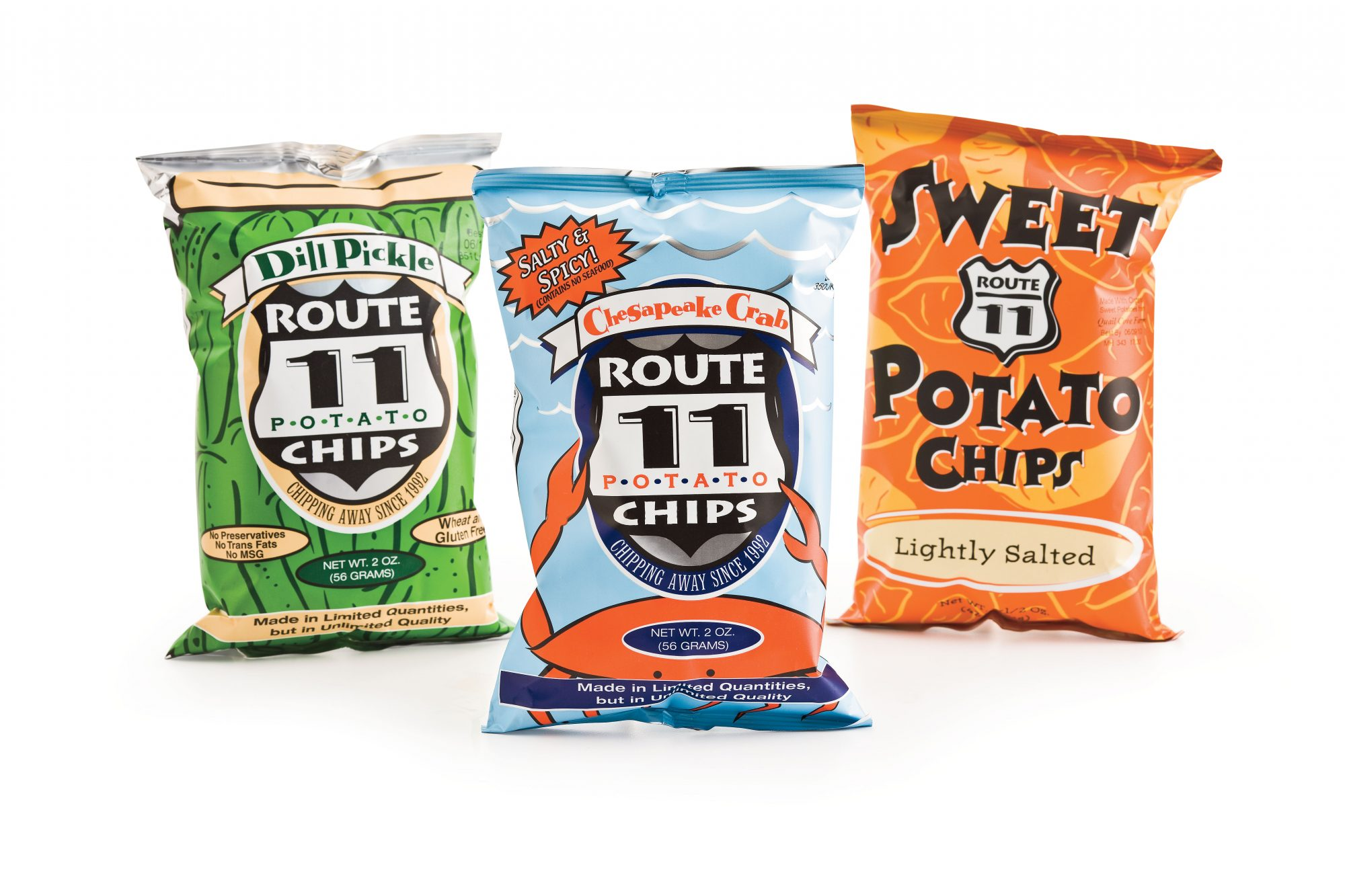 Route 11 Chips Road Trip Snack