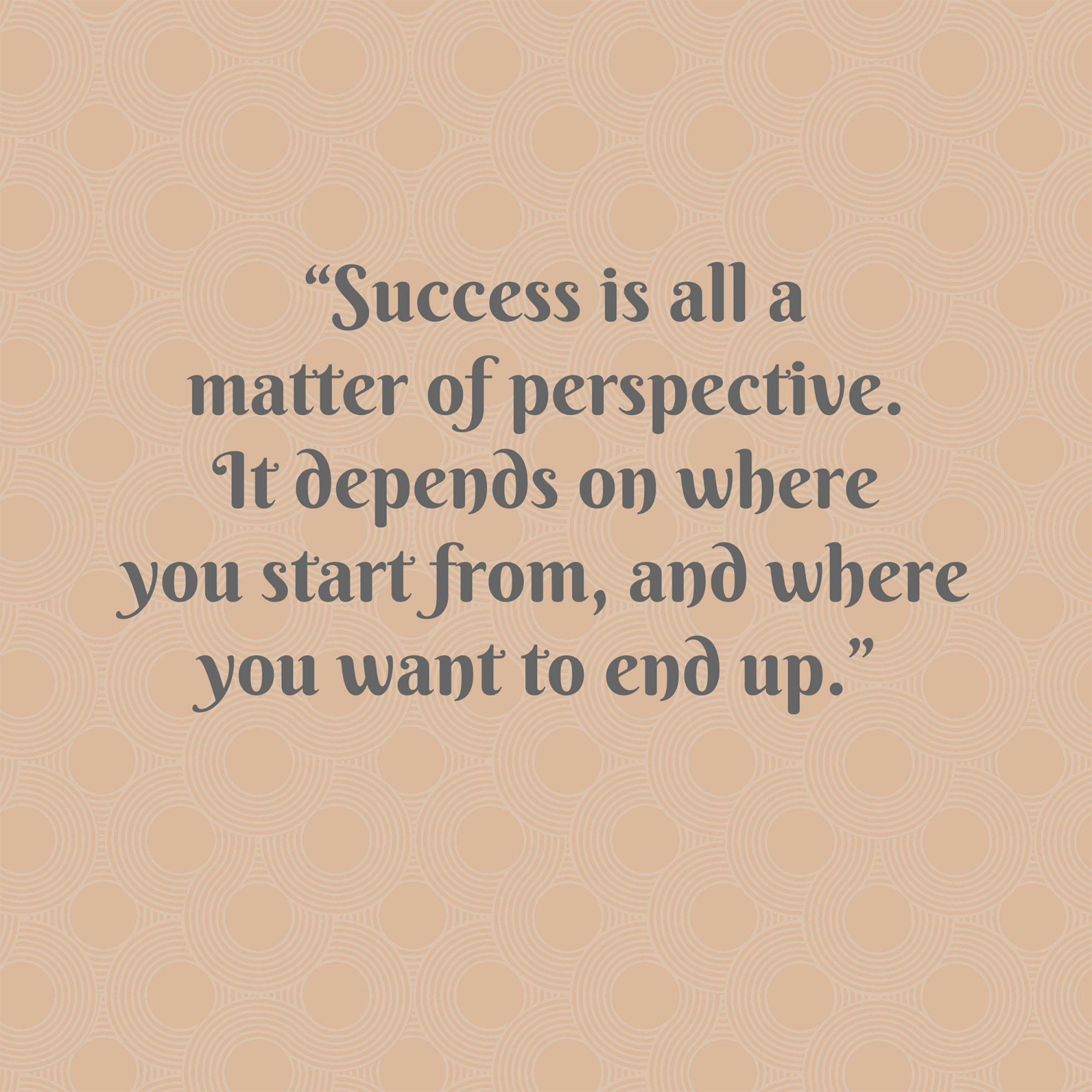Pat Summitt on Success