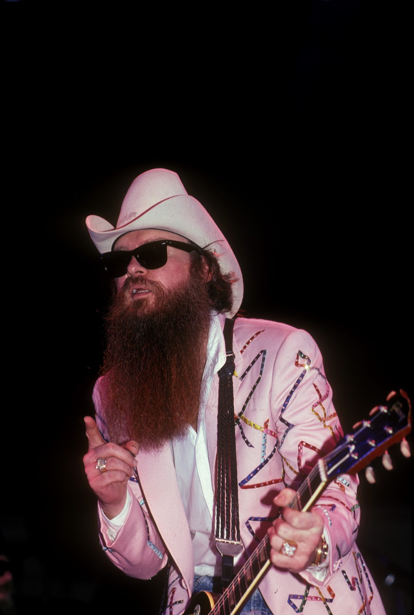 1980 Billy Gibbons
