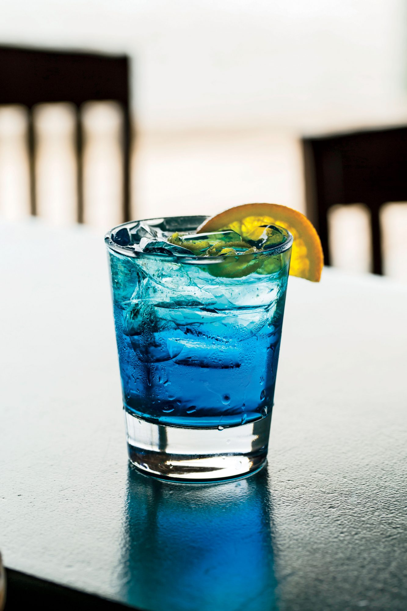 Blue Cruise Cocktail