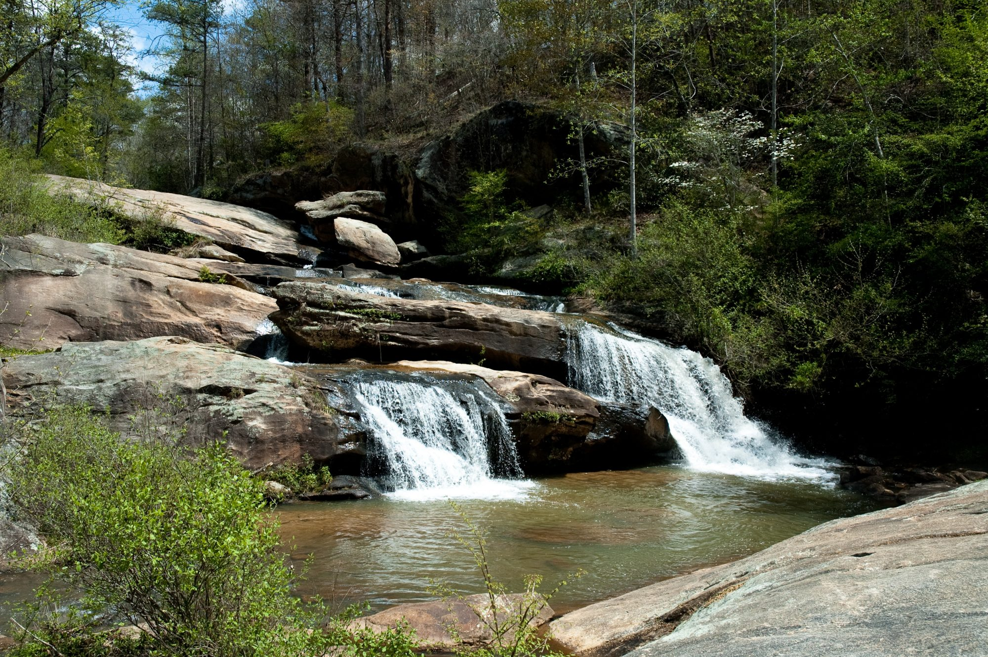 Chau Ram Falls, South Carolina