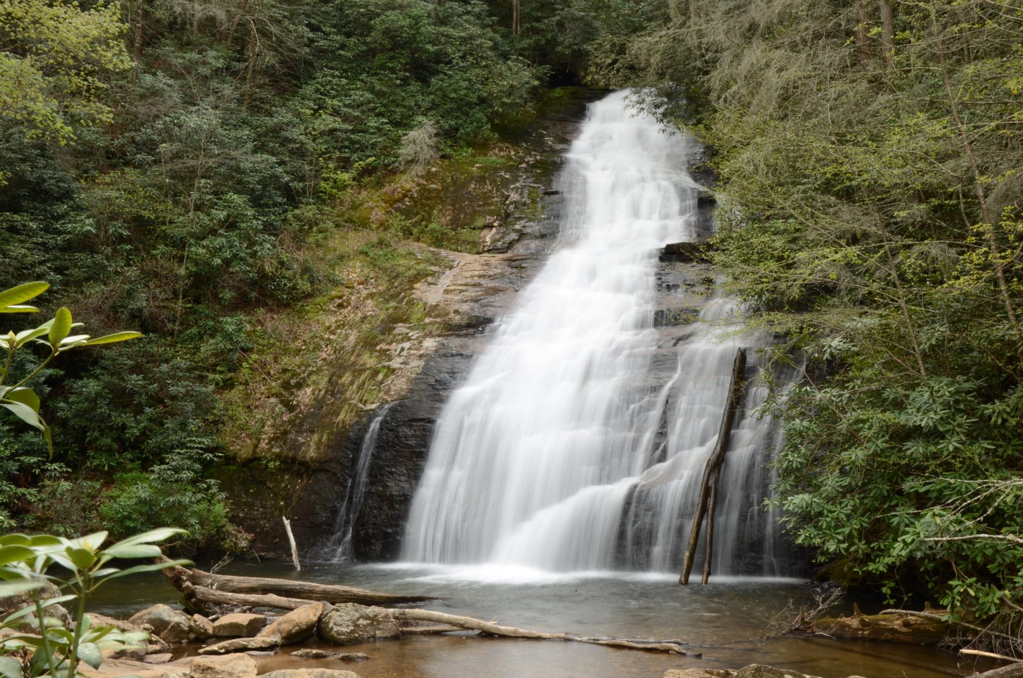 Helton Creek Falls, Georgia