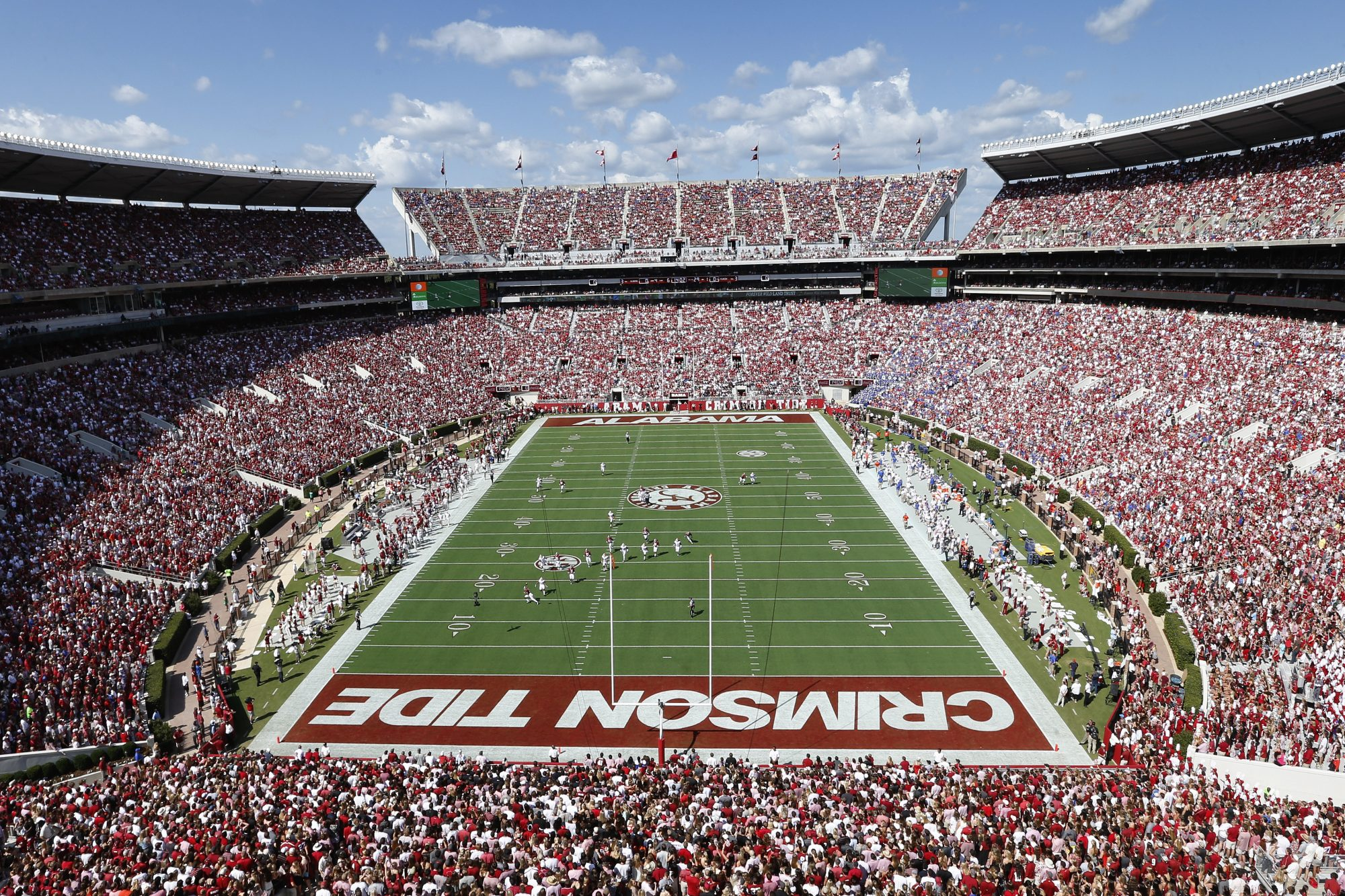 University of Alabama Stadium