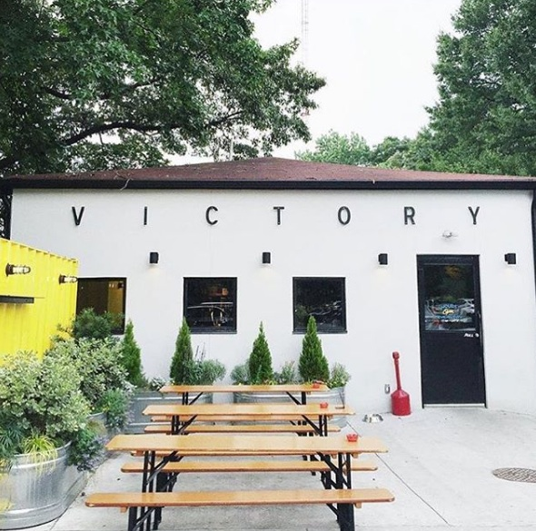 Victory Sandwich Bar in Atlanta, Georgia