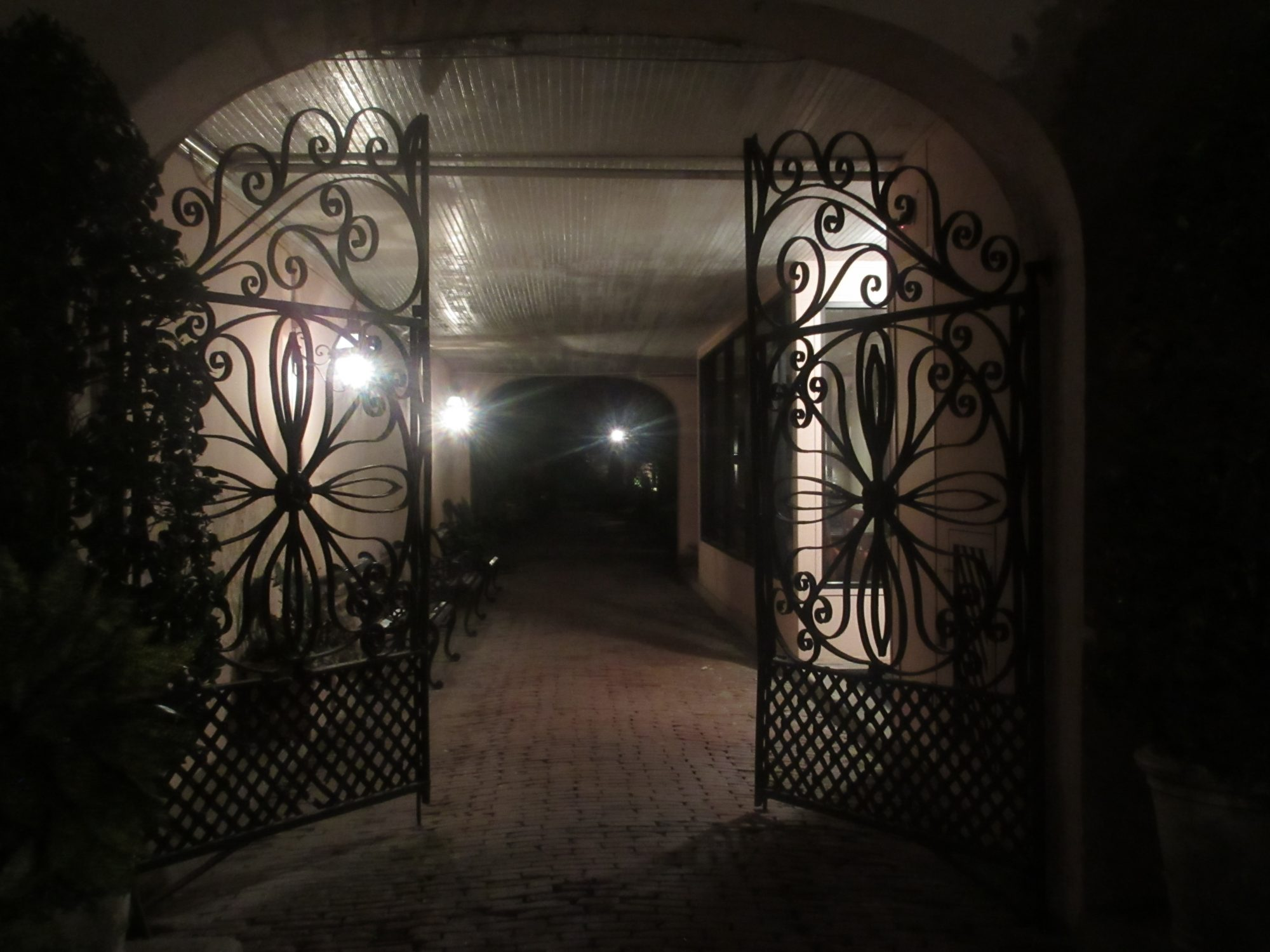Most Haunted Places Battery Carriage House Inn