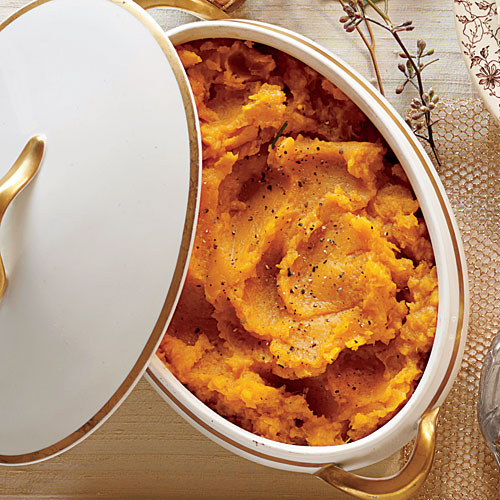 Mashed Butternut Squash