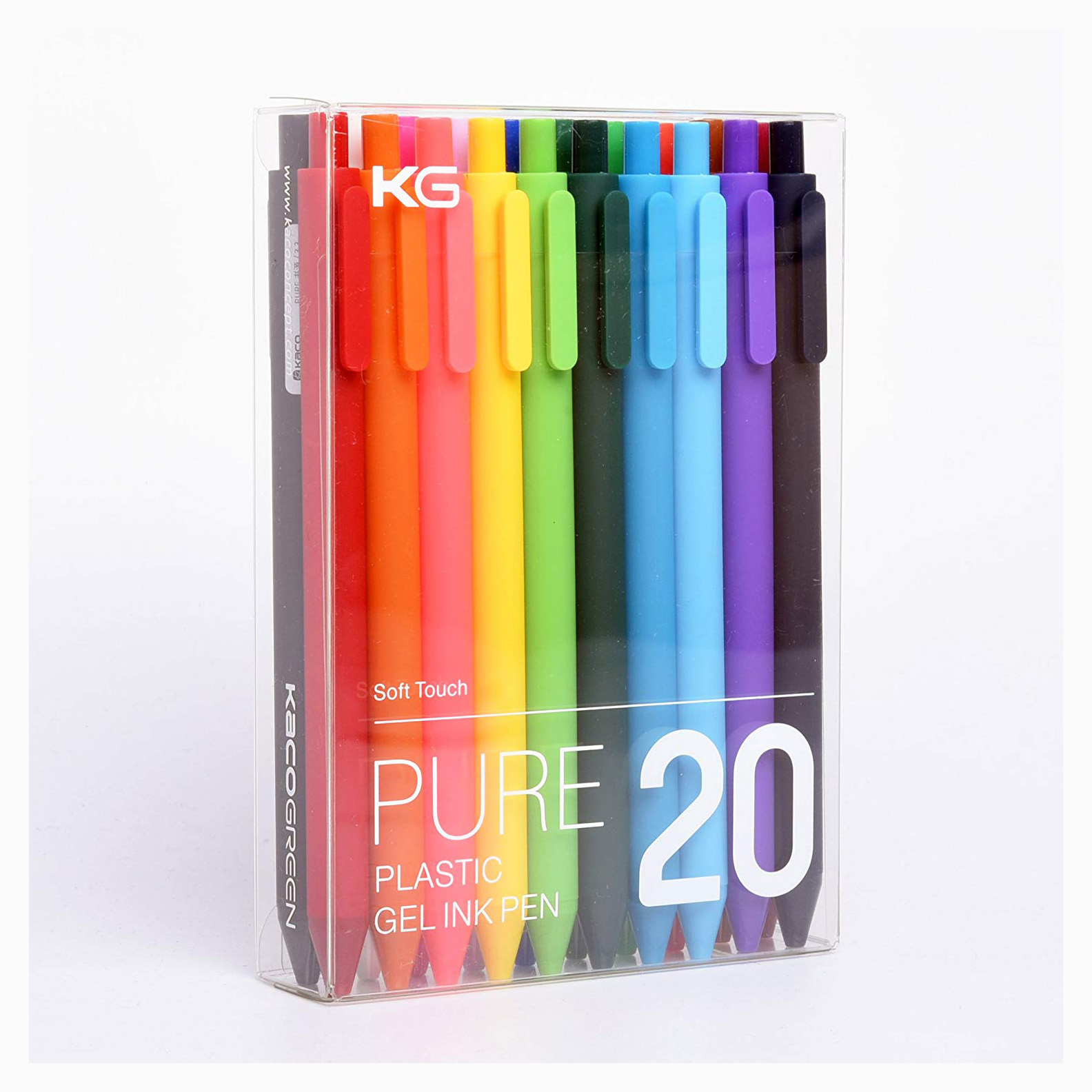 Rainbow Gel Ink Pen Set
