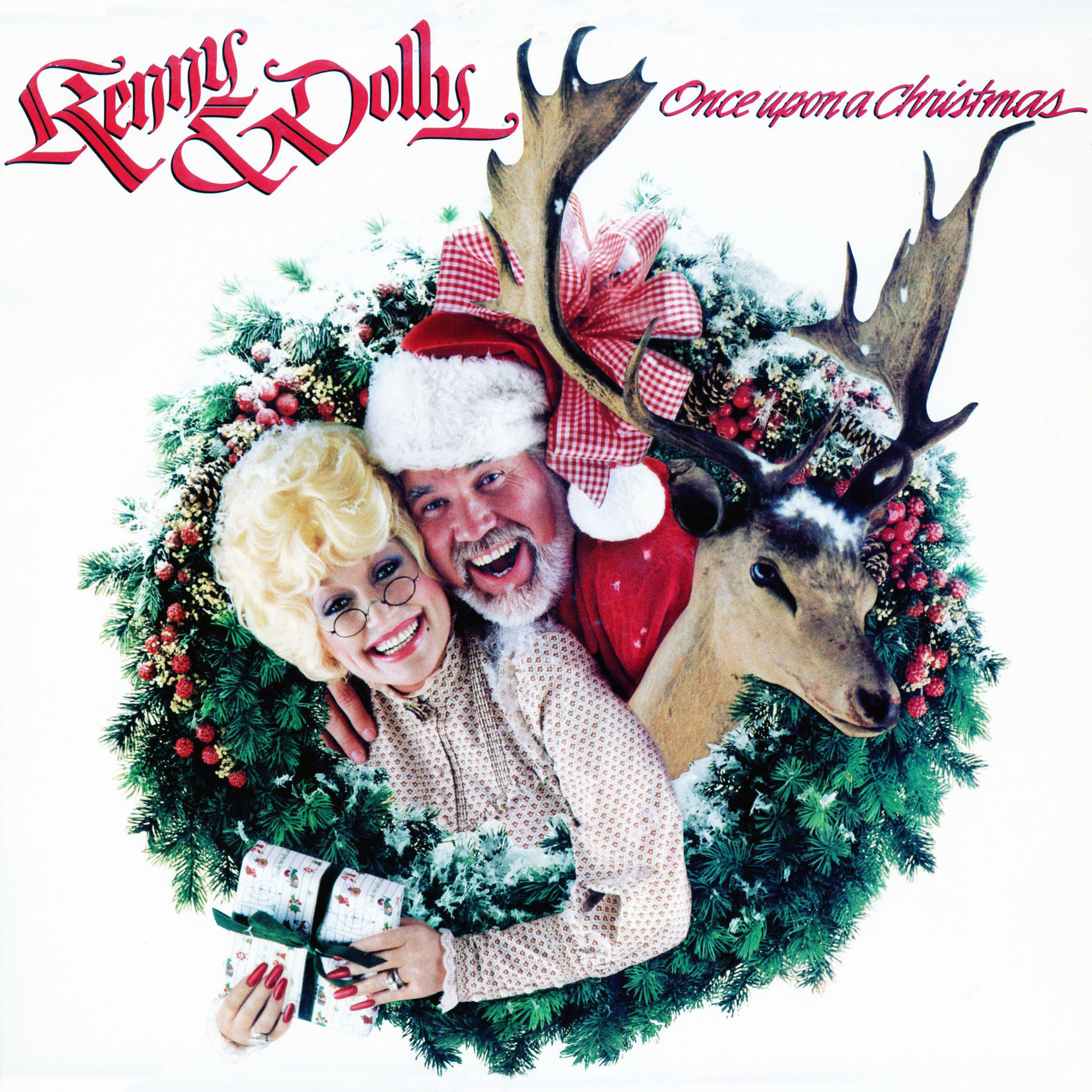 Dolly Parton and Kenny Rogers Christmas
