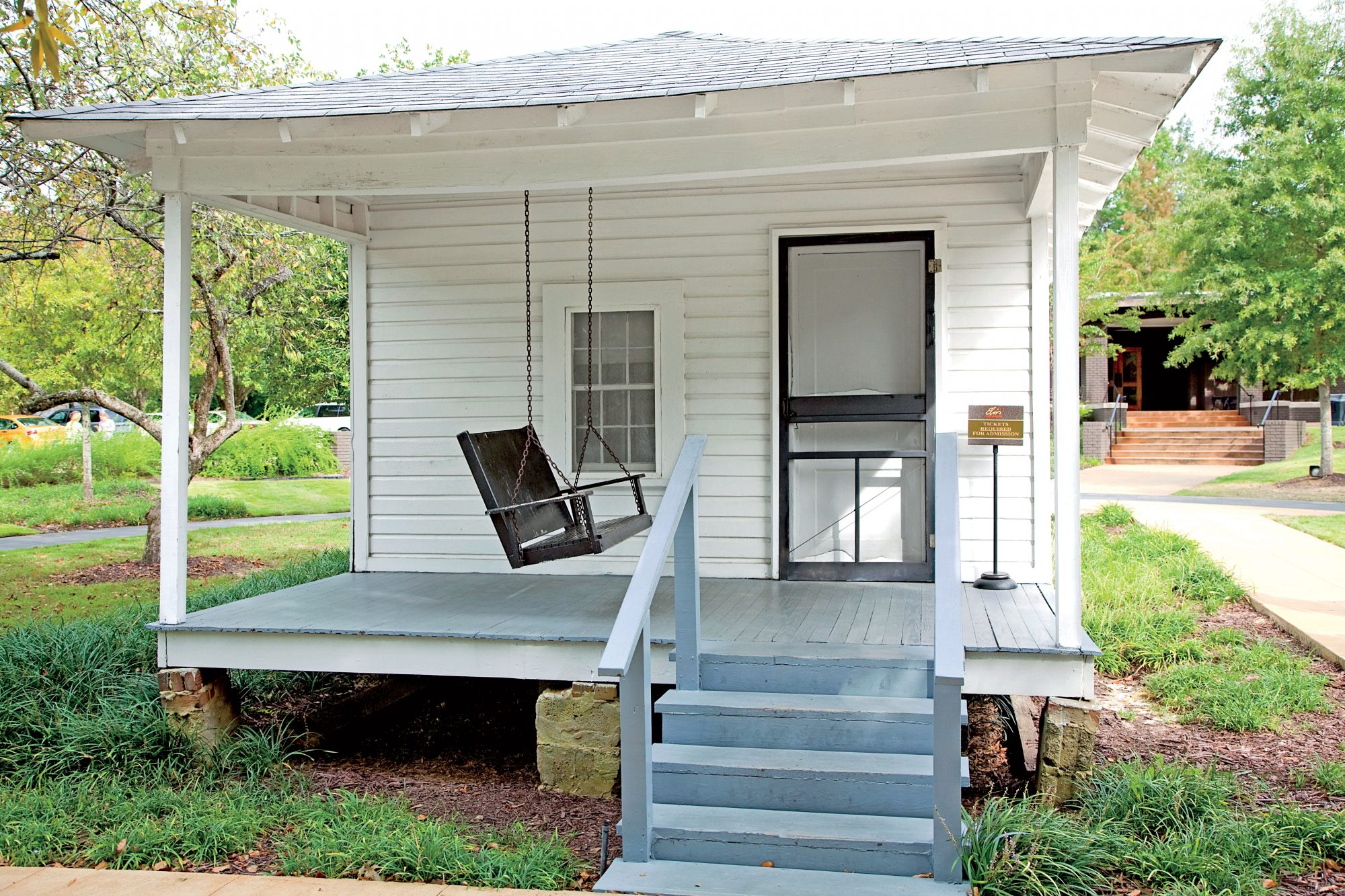 Elvis Presley Birthplace in Tupelo, MS