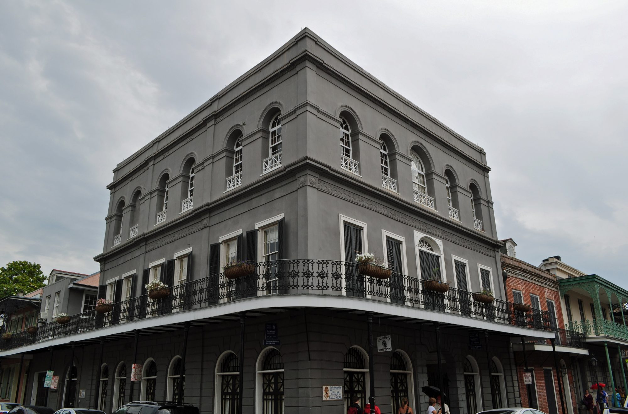 Ghost of the LaLaurie Mansion
