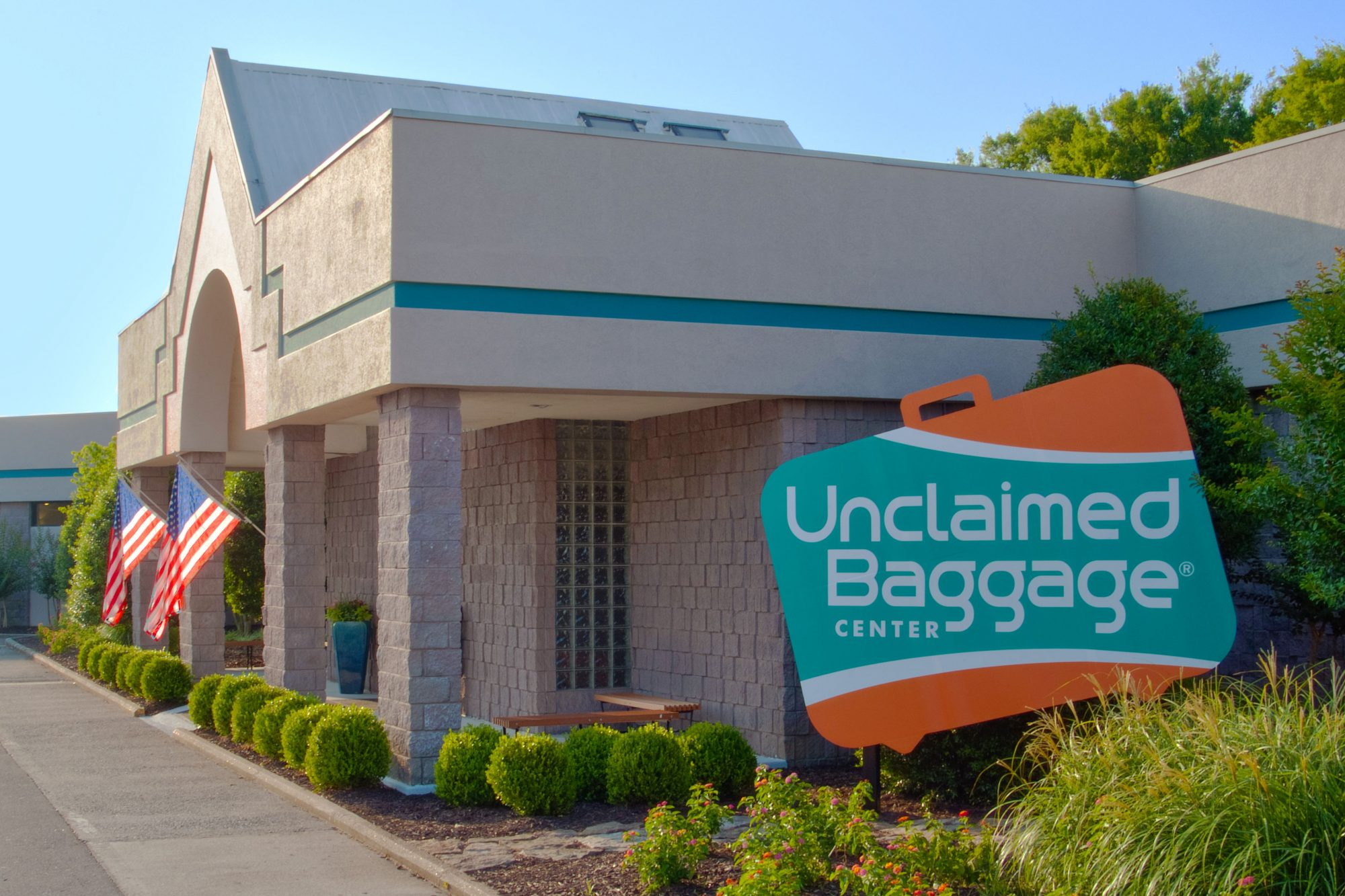 Unclaimed Baggage Center in Scottsboro, AL