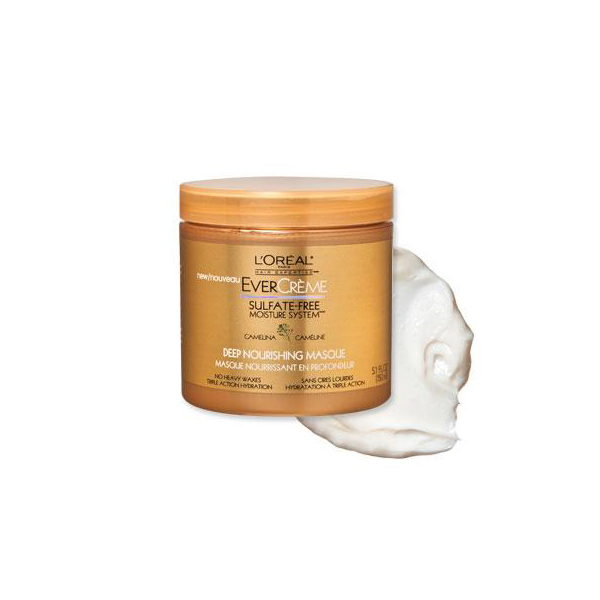 Maintain Dark Skin L'Oreal Ever Creme Deep Nourishing Masque