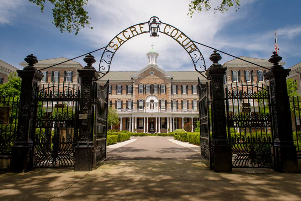 Academy of the Sacred Heart in New Orleans, Louisiana
