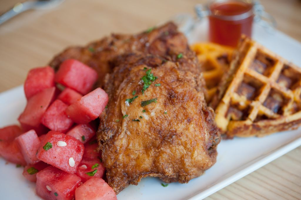 Fried Chicken: Yardbird Southern Table