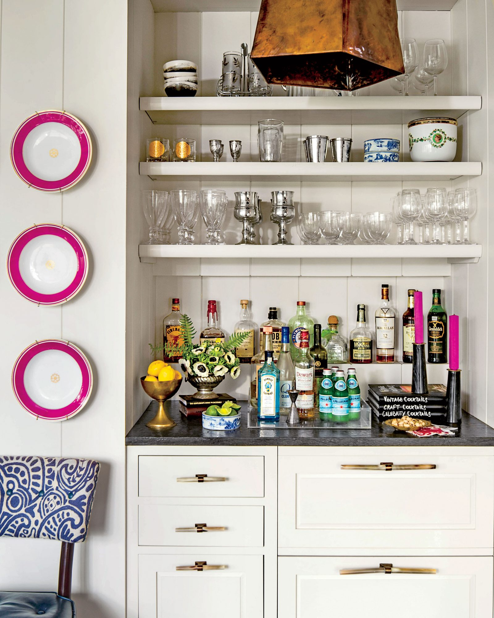 The Built-In Bar: Give It an Accent