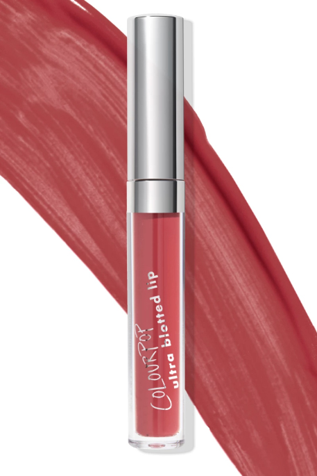 Colourpop Ultra Blotted Lip in Cypress Chill