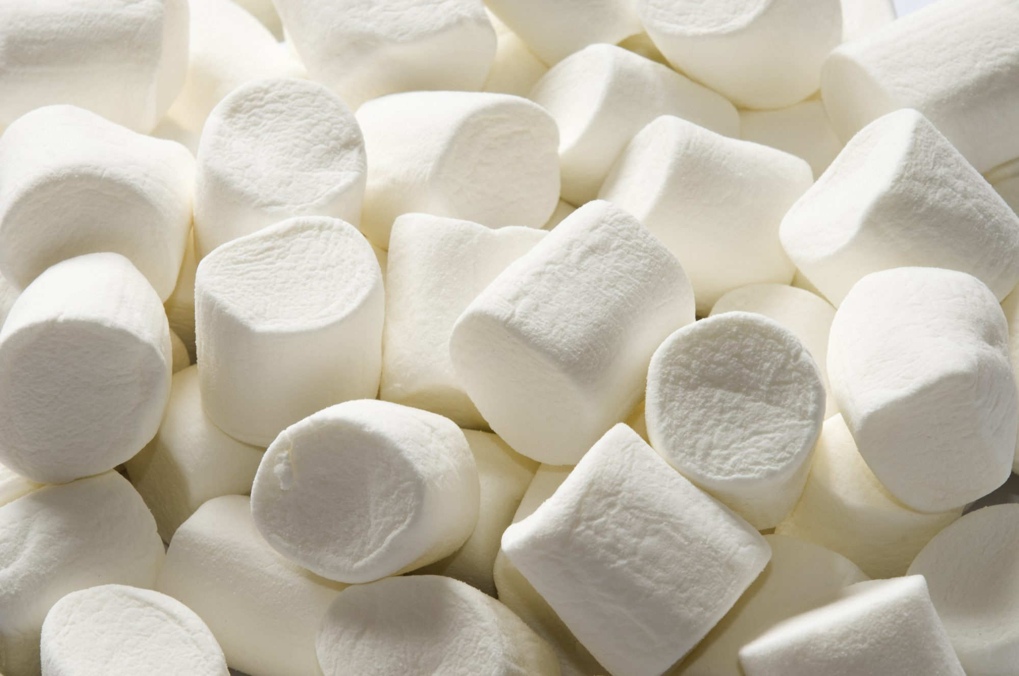 Marshmallows Sore Throat