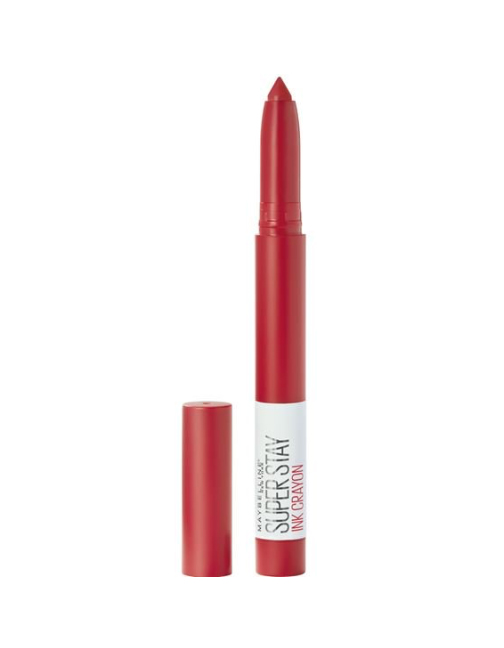 Maybelline SuperStay Ink Crayon Lipstick in Hustle In Heels