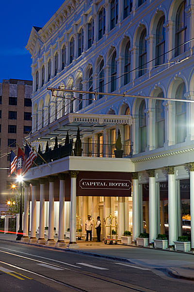 The Capital Hotel: Little Rock, Arkansas