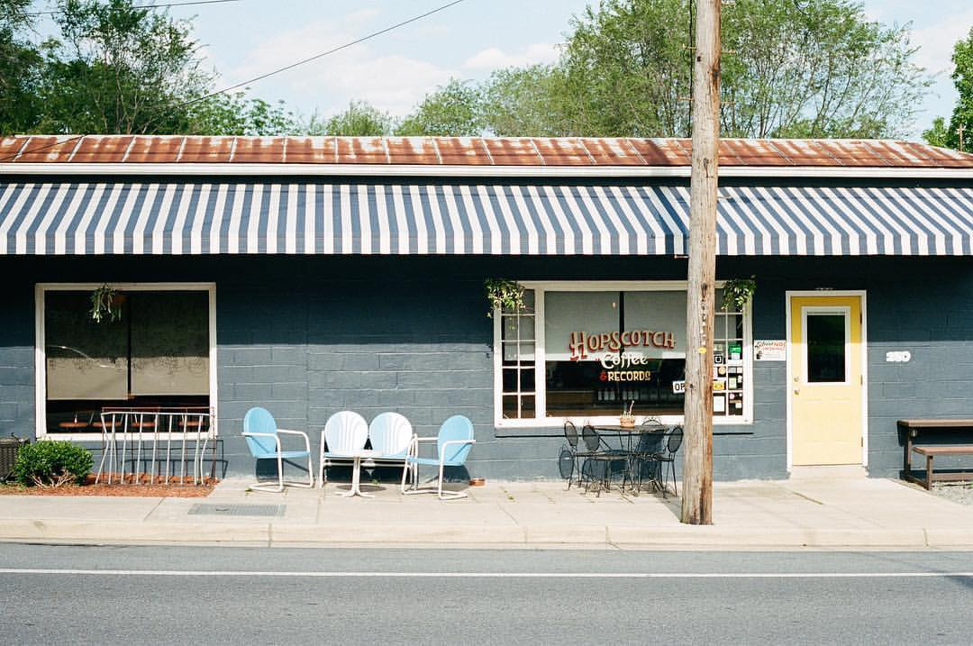 Hopscotch Coffee & Records: Winchester, VA