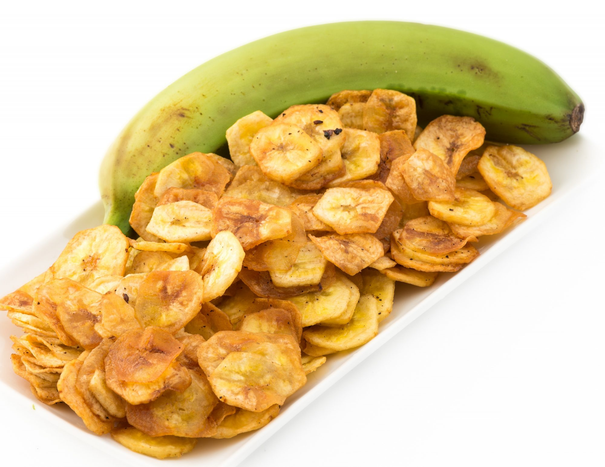 Banana Chips After School Snack