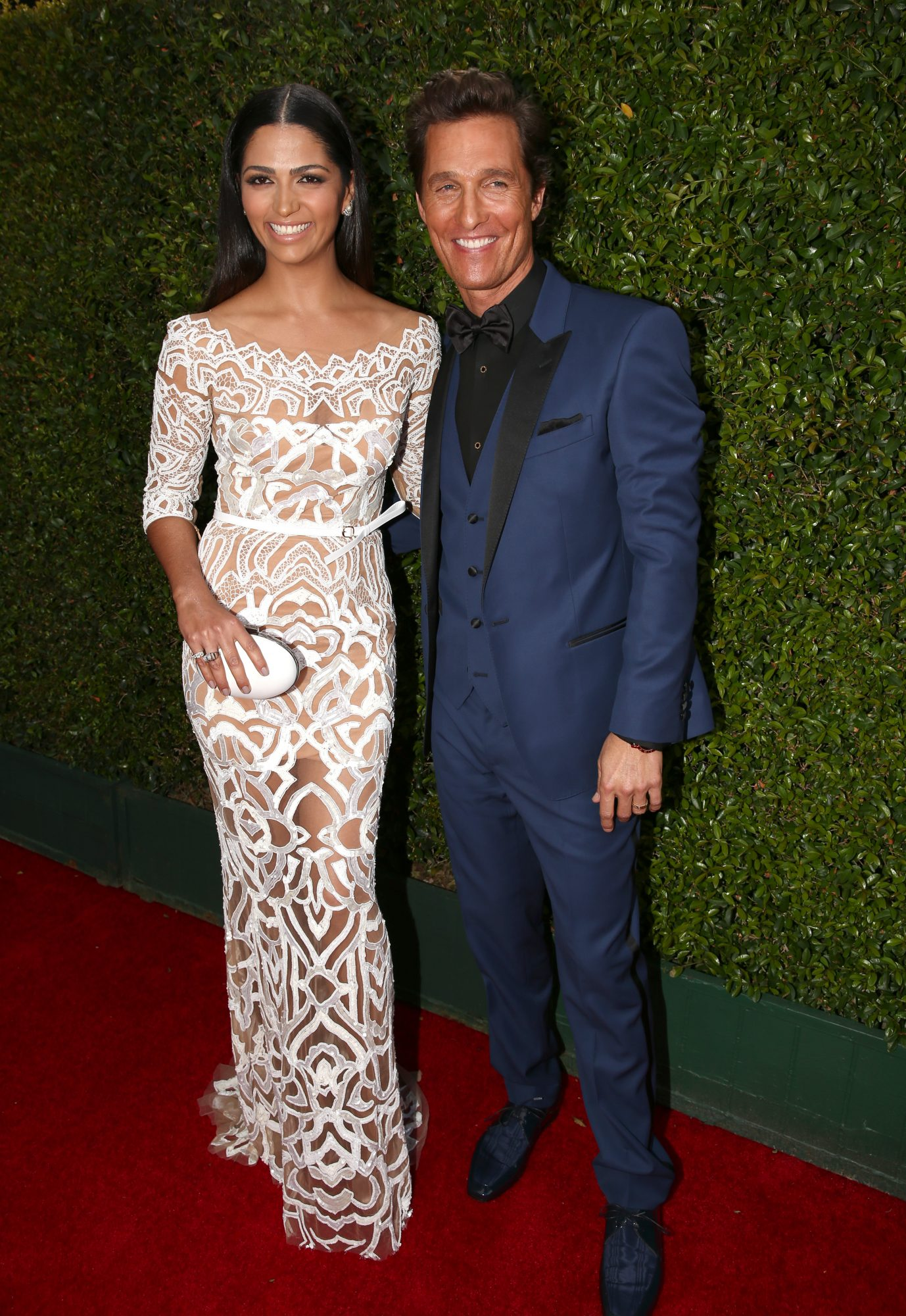 Matthew McConaughey and Camila Alves Wedding