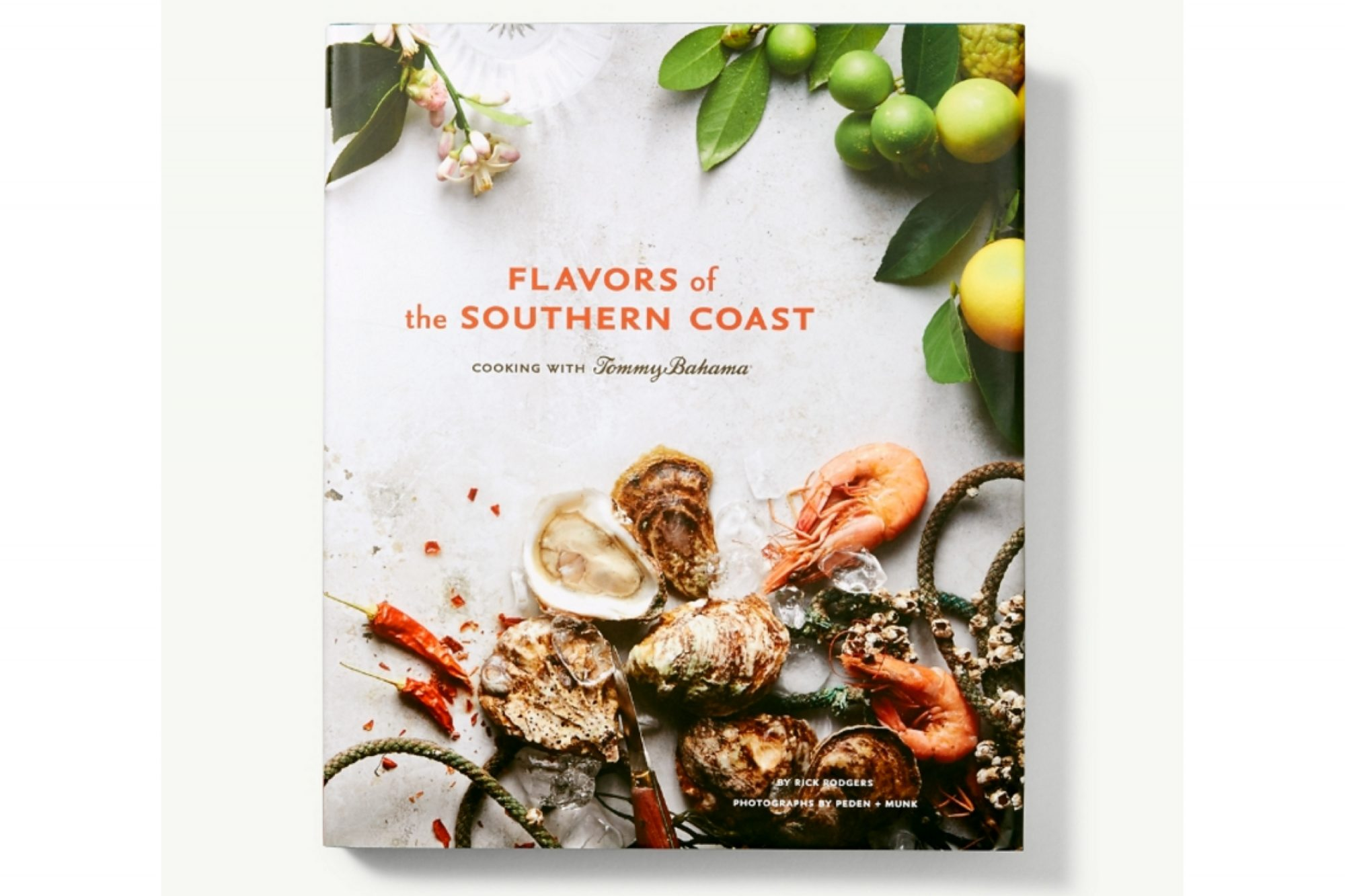 Flavors of the Southern Coast Cookbook