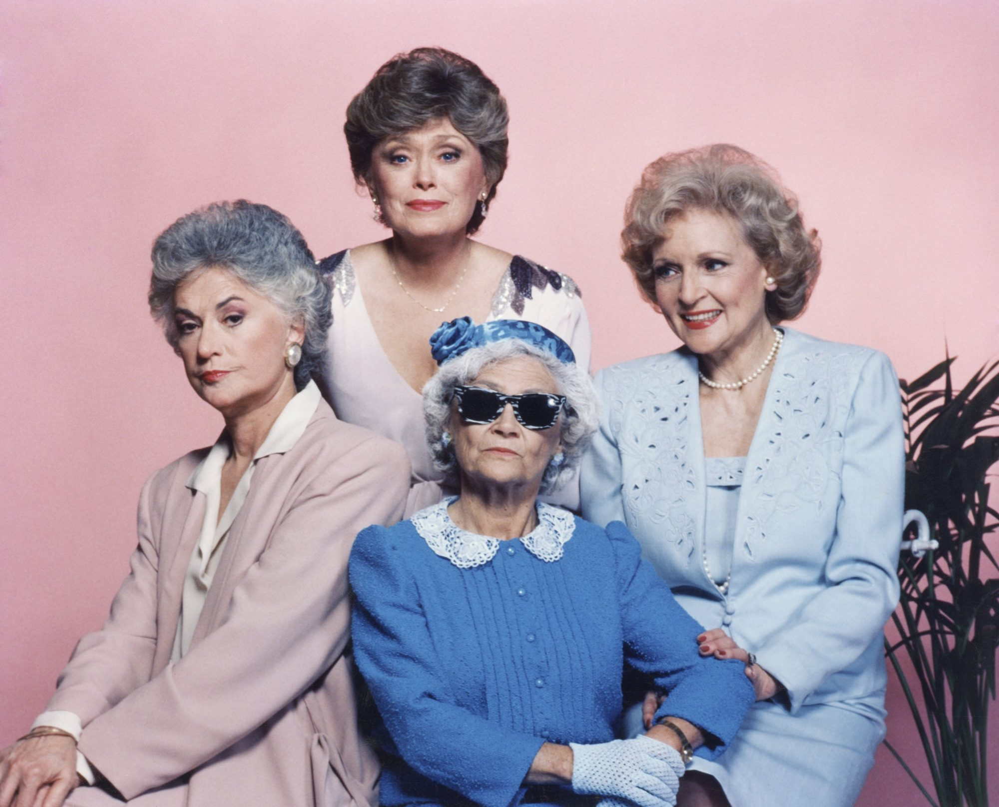 Golden Girls Gallery Title