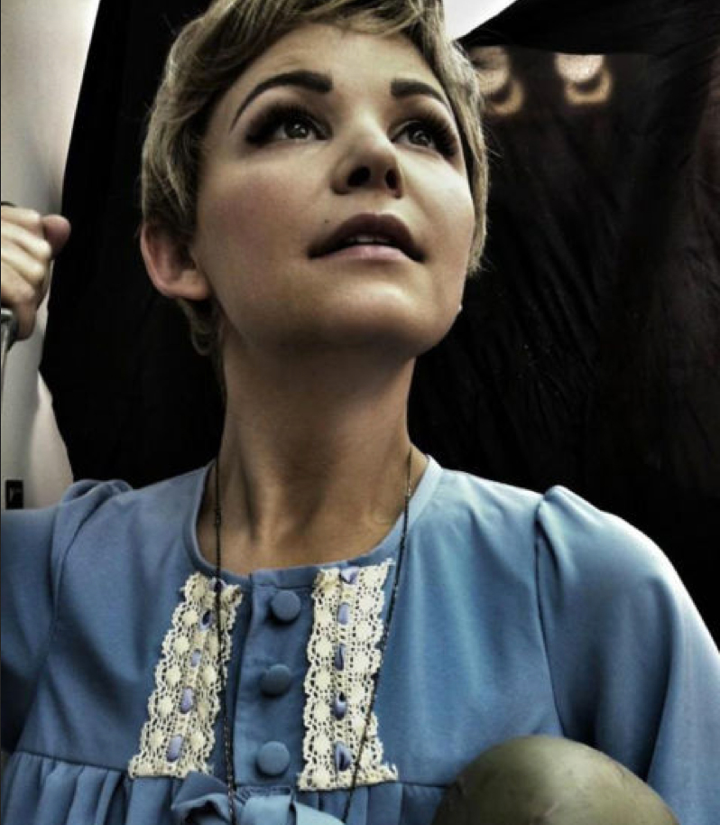 Ginnifer Goodwin Rosemary's Baby Halloween Costume