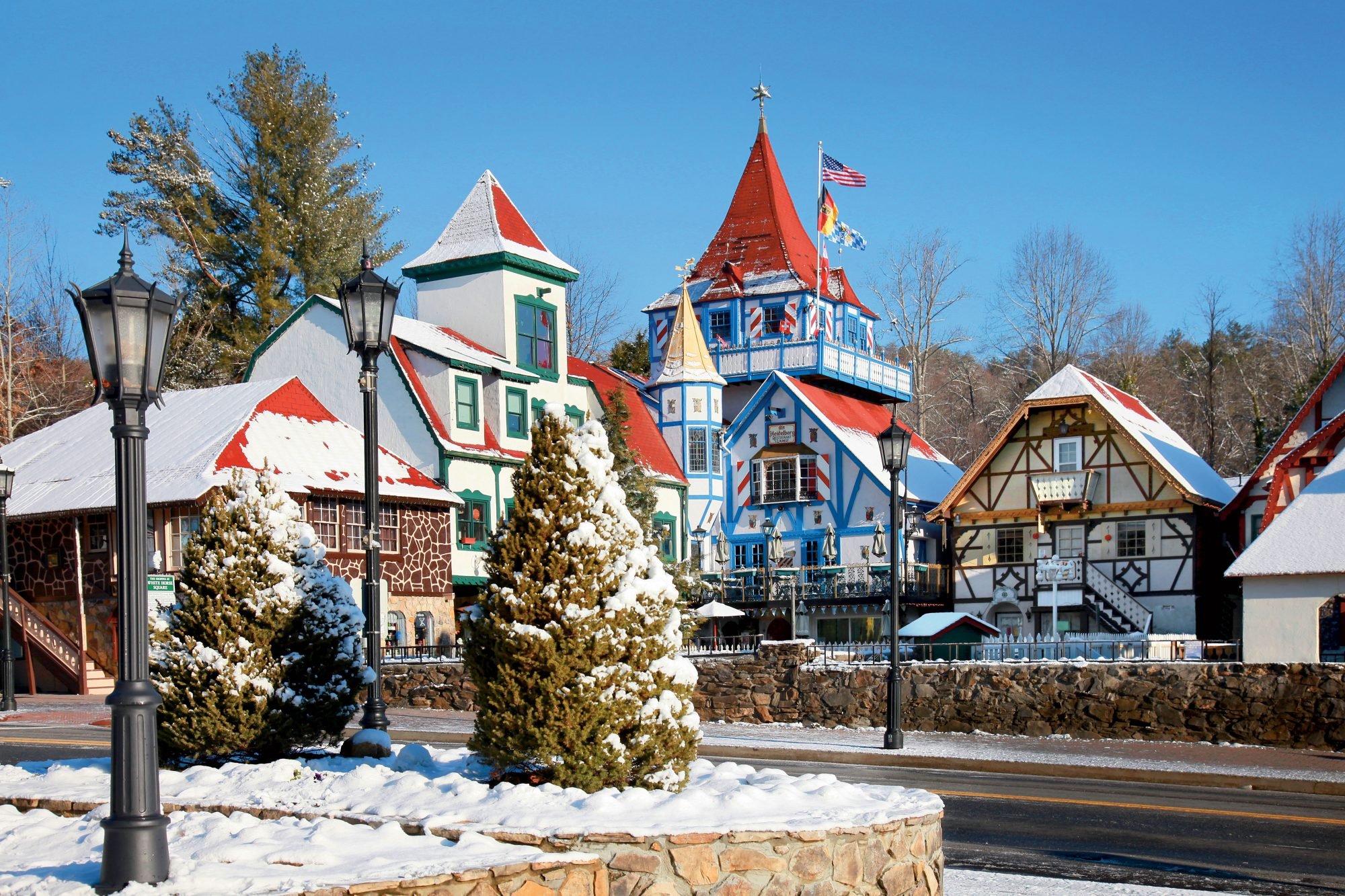 Christmas In Helen Ga 2020 5 Things to Do in Helen, GA for Christmas | Southern Living
