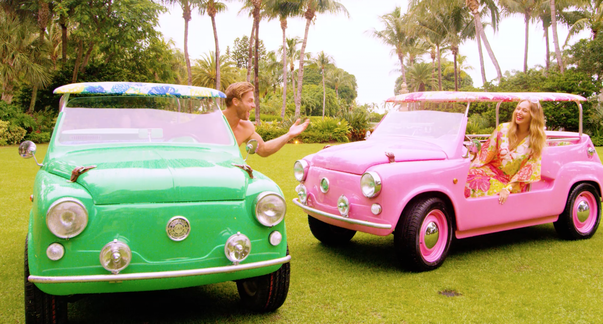 Lilly Pulitzer Island Car Neiman Marcus