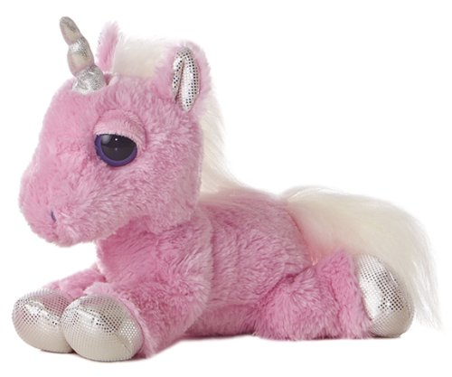 Dreamy Eyes Heavenly Pink Unicorn