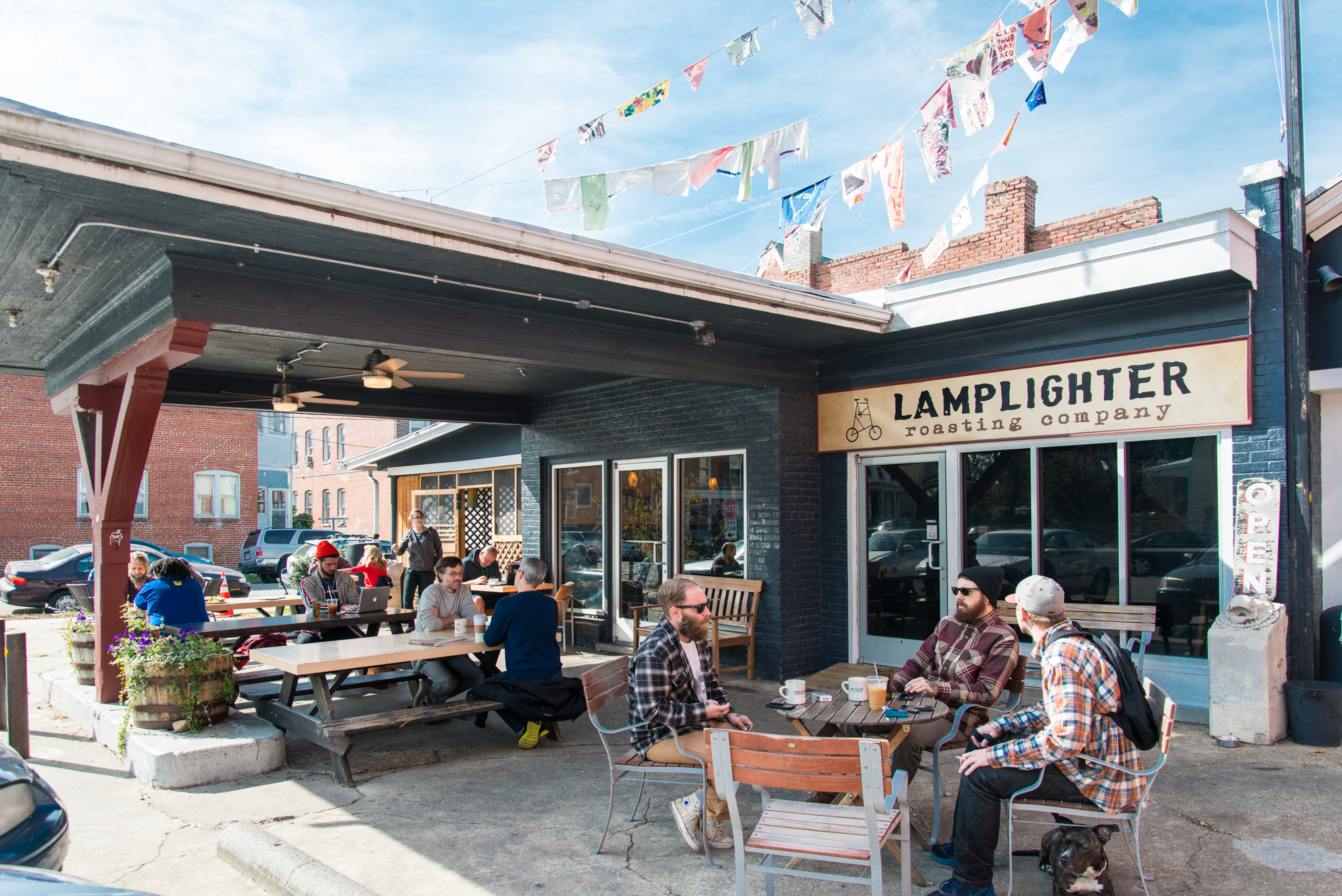 Lamplighter Coffee Roasters