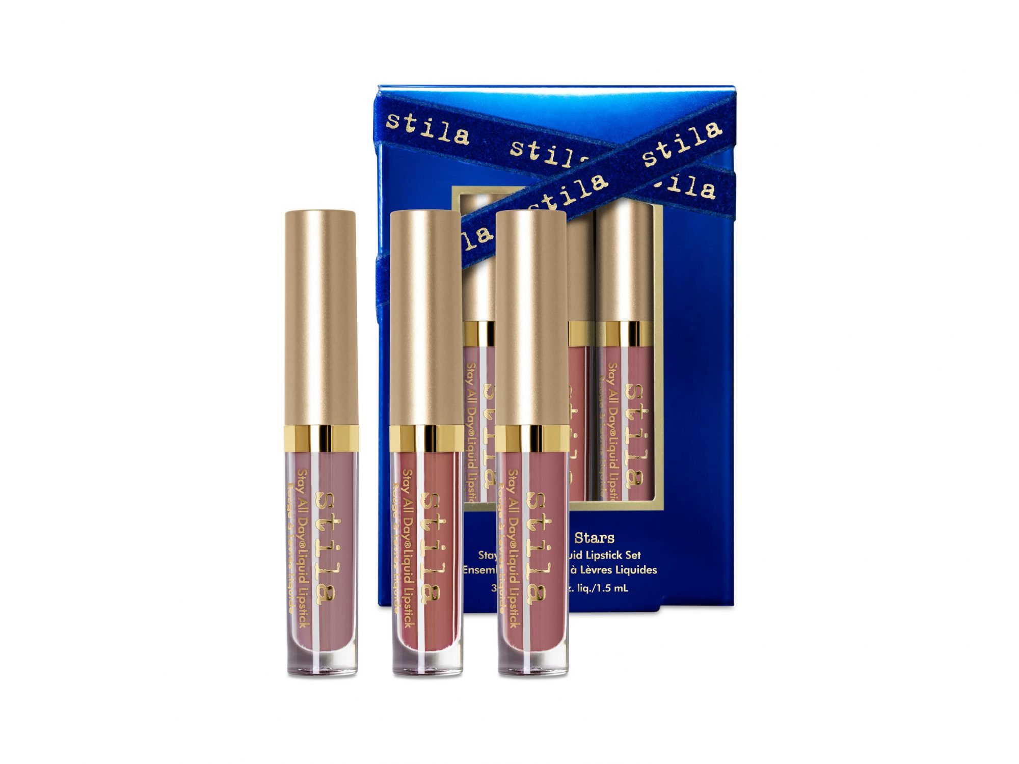 Stila Stay All Day Travel Size Liquid Lipstick Set