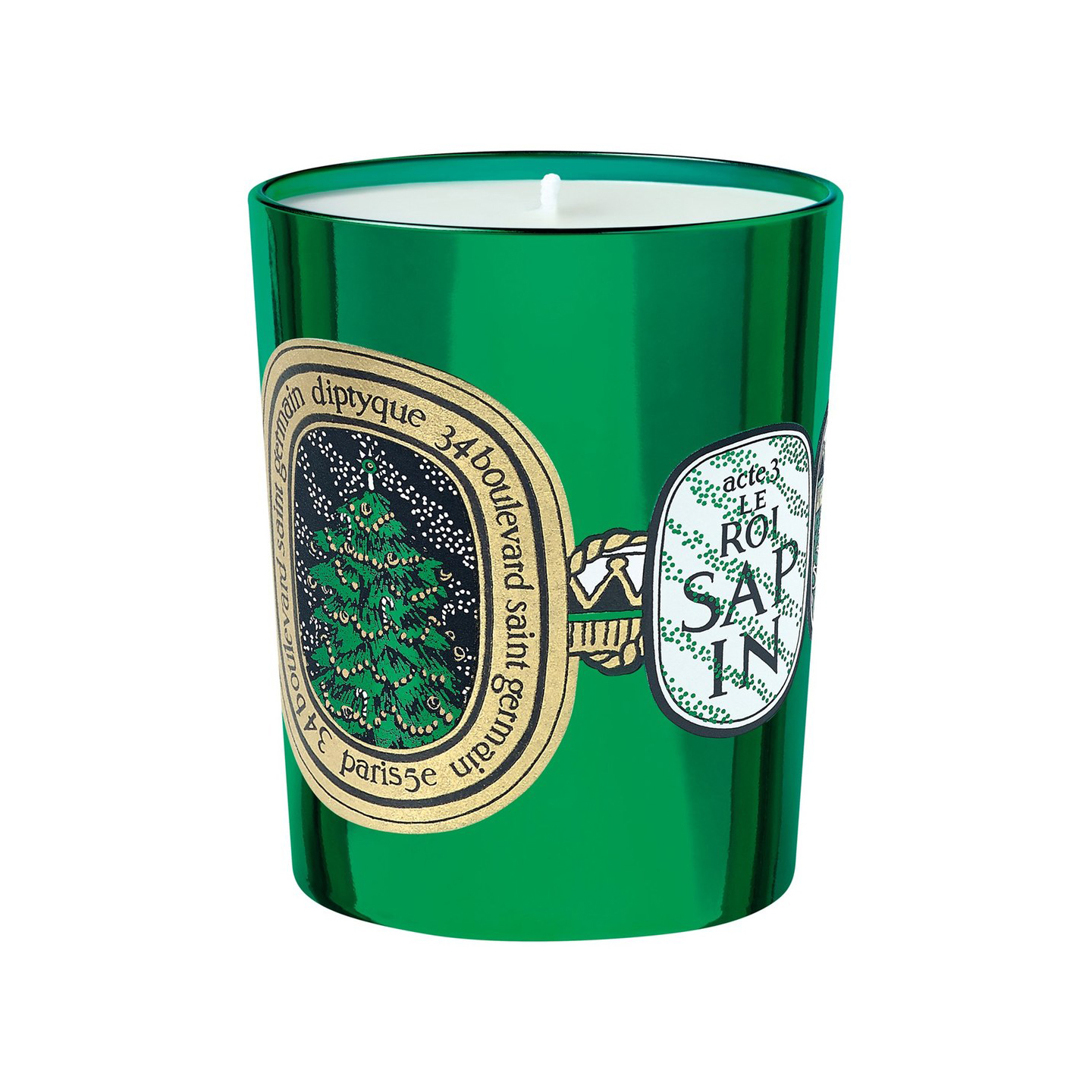 Diptyque Festive Fir Tree Candle