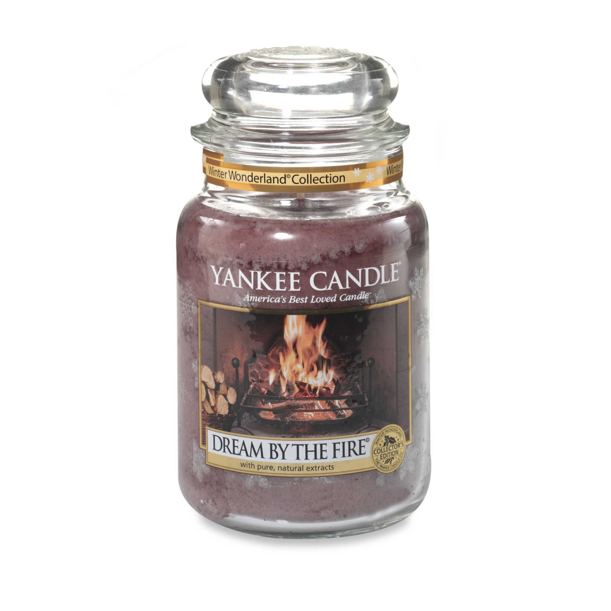 Yankee Candle Christmas Dream by the Fire Jar Candle