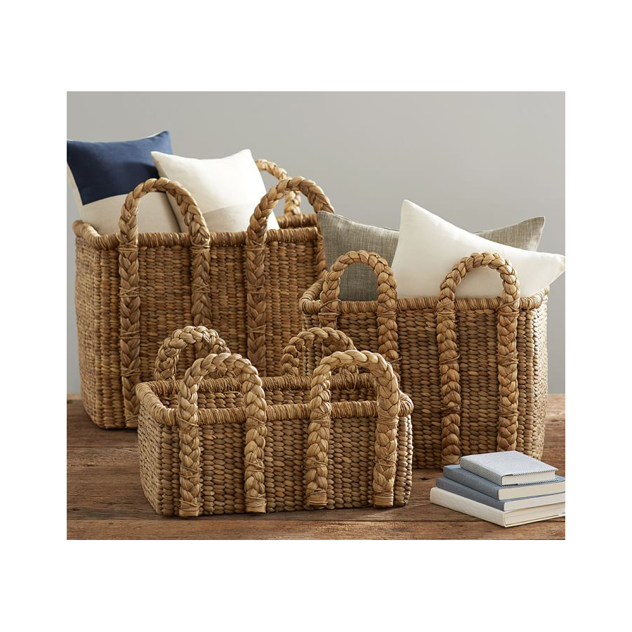 Gift Guide Sisters Beachcomber Rectangular Baskets