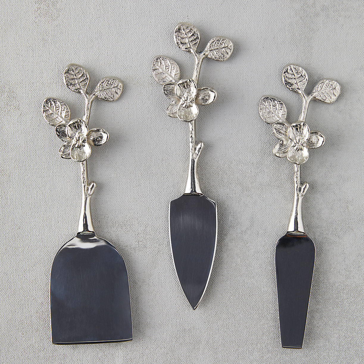 Blossom Cheese Knife Set