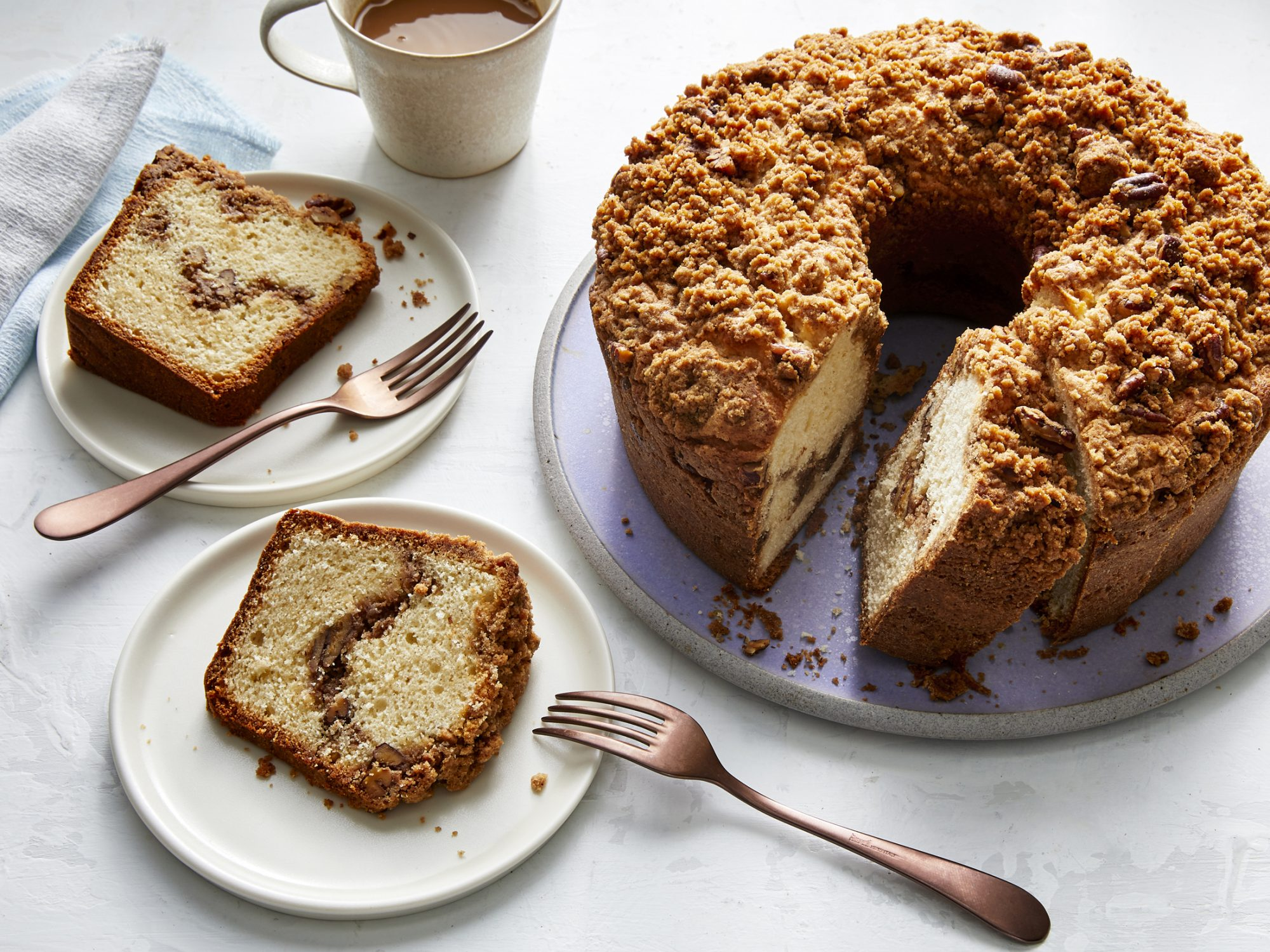 Cinnamon Coffee Cake Recipe Southern Living